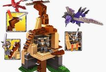 Spin Master Ionix How to Train Your Dragon 2 Building Sets reviewed!