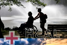 Heal / Hospitals Medical Office Buildings Assisted Living Facilities Healing Gardens