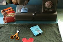 Sewing / by Kelsea Hasty