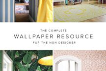 Wallpaper and Wall Treatments
