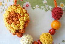 Crochet - Jewelry