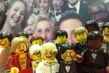 Minifigures going Hollywood