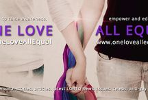 One Love, All Equal / Images, edits and more made by the team of One Love, All Equal.