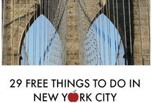 New York City / Things to do, what to buy and where to go.