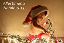 Allestimenti Natale 2013 / Stores Io Bimbo Sardegna