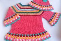 Kids Crochet - Sweaters