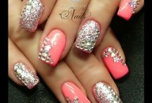Nails & makeup / There are so cool nails and makeup