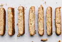 Biscuits, biscotti and cookies