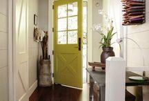 House: front door / by Kate Krue
