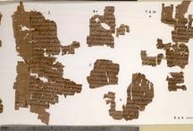 XXXXVII Papyrus Fragments