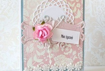 vintage and shabby chic cards
