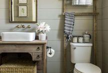 Earthy bathroom ideas
