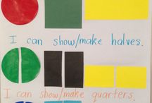 First grade Math objectives