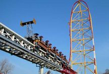 Roller Coasters / This is a collection of some of the 141 (and counting) roller coasters I have ridden in my lifetime.