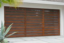 Garage doors :)