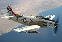Skyraider A 1-D