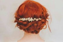 Waxflower Vintage crowns / Wax flower crowns, tiaras, wreaths and bridal headpieces