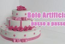 Bolos Cenográficos!... ideias... / Lindos modelos de bolos  / by Bel Amaral