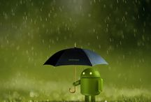 android / android como personaje principal
