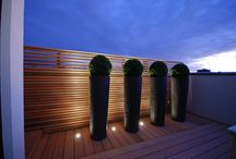 Roof terraces / Roof terraces and roof gardens by Charlotte Rowe Garden Design