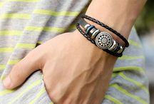 Bracelets / Fashionable Bracelets- Bangles- Cuffs for Men and Women
