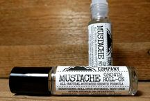 Mustache Growth / Exploring the best products and tips for mustache growth.
