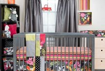 Nursery ideas for Girls / by Kelley Pye-Dancer