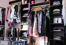 Dressing room  / My new dressing room