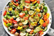 Vegan food/meals