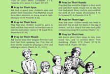 Prayer and children