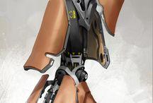 Cyberarms / Shadowrun Cyberware Cyberarms Arms SR5