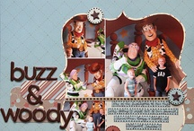 Scrapbooking - Disney  / by Debbie Flowers