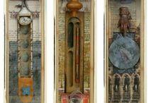 Long rectangular art