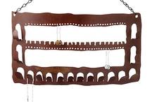 Jewelry hangers / displays