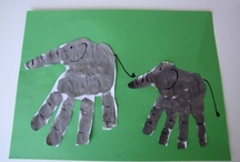 Kids Crafts / by Molly Wendling