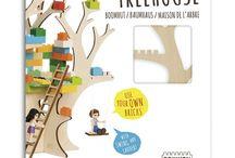 Brikkon / Brikkon zijn houten platen die samen de basis vormen voor een bouwwerk van je LEGO ® blokken. Brikkon speelgoed maakt spelen extra leuk door verschillende materialen te combineren. Combineer de houten platen met jouw LEGO ® en bouw de mooiste kastelen, boomhutten, vogels of ruimteschepen.