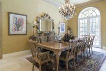 Fine Dining / Formal Dining Rooms