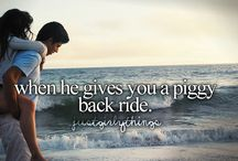 Just girly things/ boys