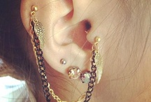 Piercings / jewelry