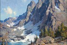 Obrazy hory