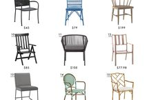 Casa Rosa outdoor dining chairs