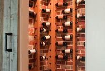 DIY Wine Rack / Bórtartók házilag