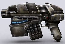 Sci-Fi Thingi / Sci-Fi Inventions,Weapons & Characters