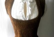 Crochet: on my shoulders!