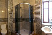 Pokoje z łazienkami / Pokoje w Schronisku Trzy Korony- wszystkie z łazienkami.