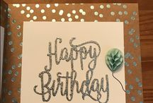 Birthday Inspiration