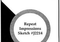 Repeat Impressions Sketch Challenge