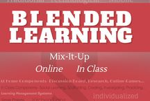 Teacher-Blended Learning / by Crystal Harris