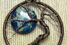 šperky z drôtu