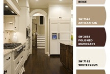Master bedroom ideas / My goal is to find items that will fit with my dark mahogany furniture
